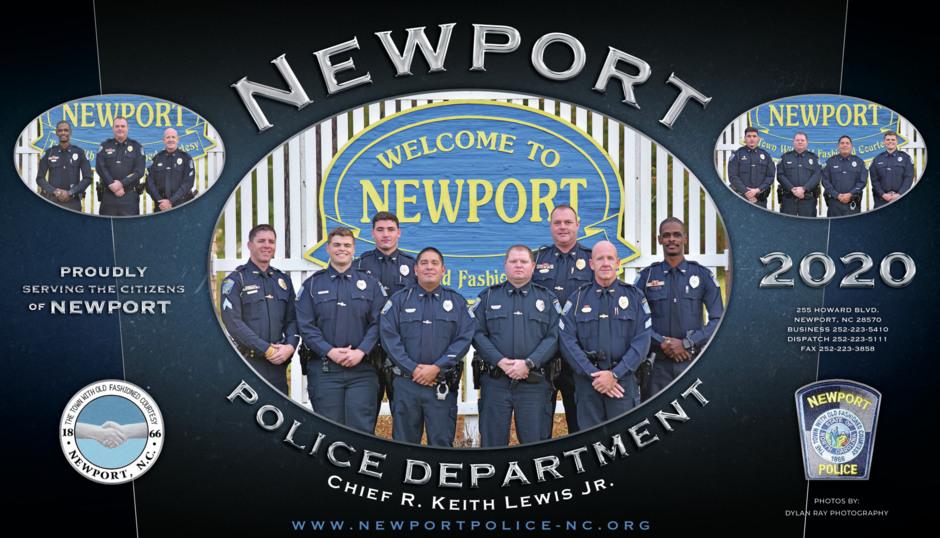 Newport Police Department - Employment